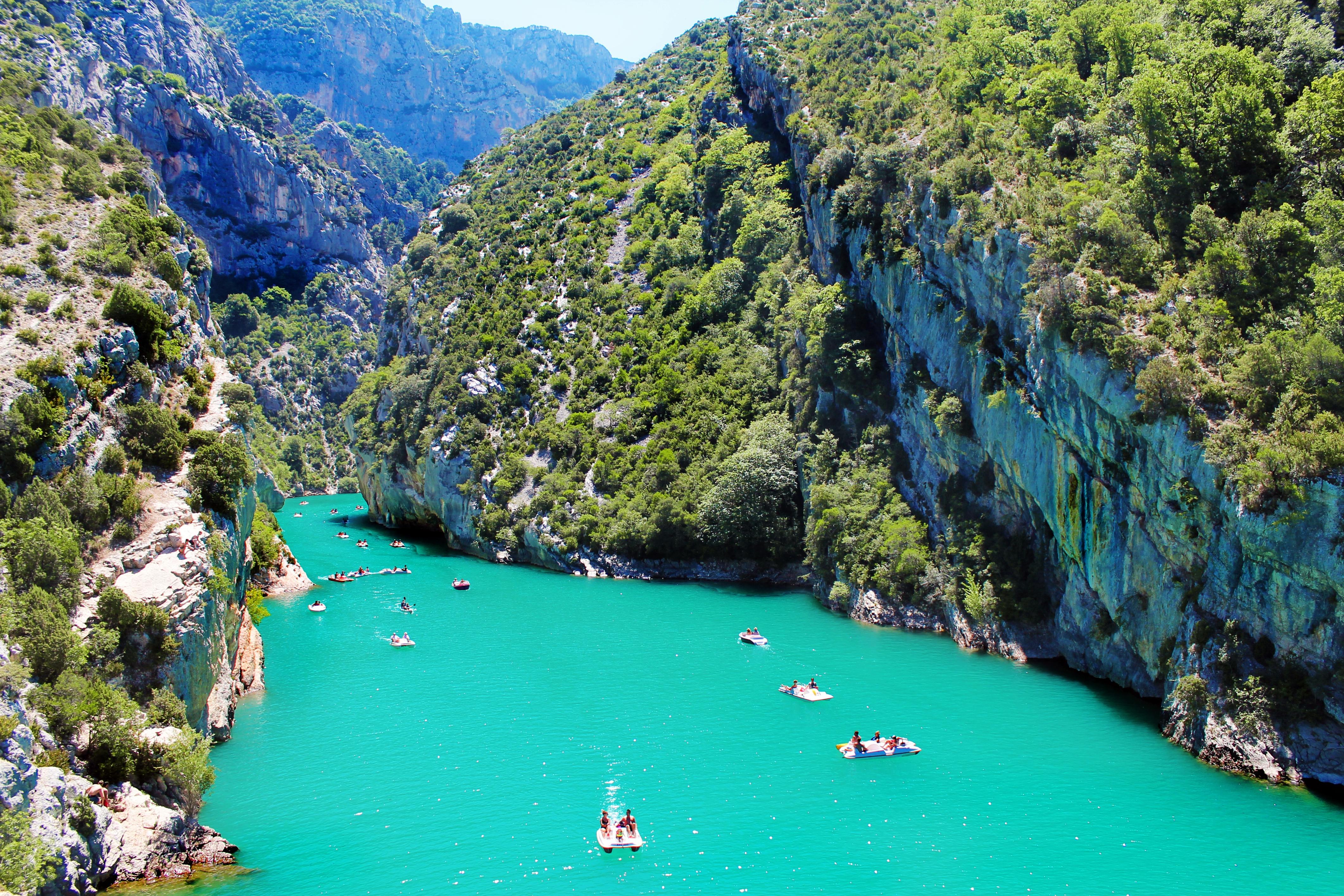 Roteiro de viagem pela Provença - Gorges du Verdon