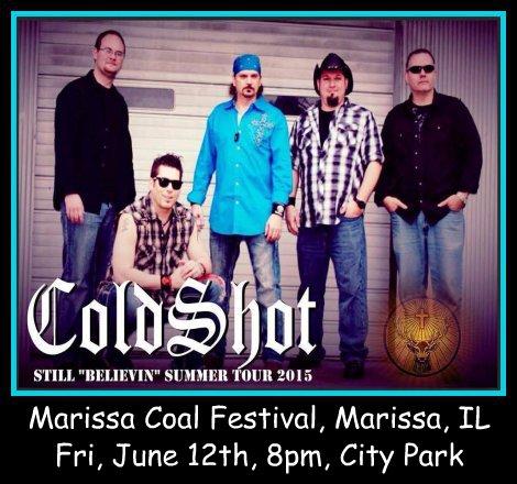 ColdShot 6-12-15