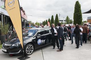 Opel auf der INTERSCHUTZ 2015