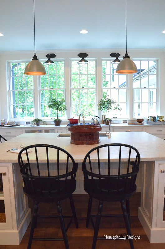 Kitchen Island-2015 Southern Living Idea Home-Housepitality Designs