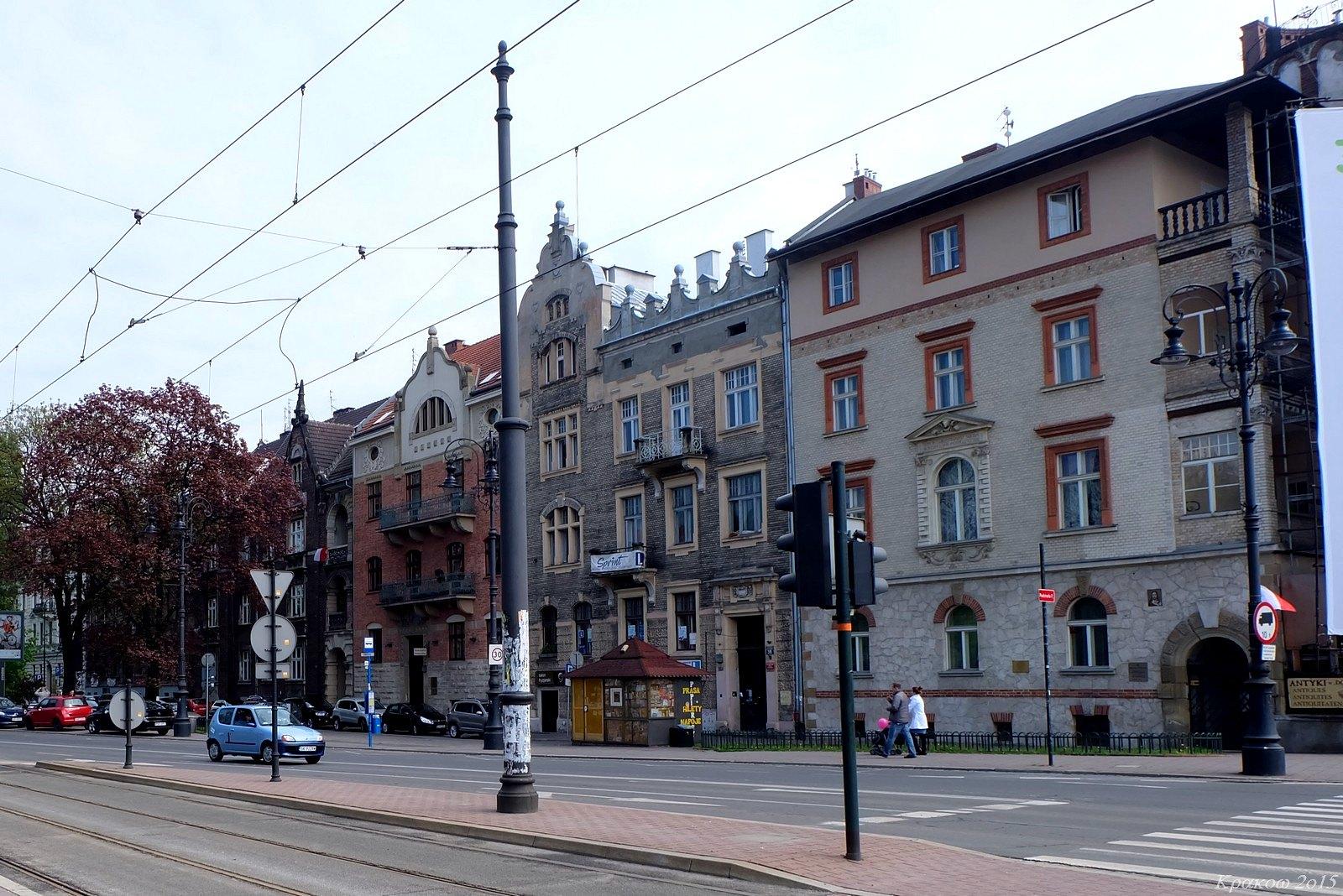 Józefa Piłsudskiego, Krakow, Poland