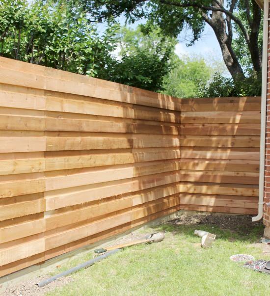 Hi Sugarplum | Horizontal Fence