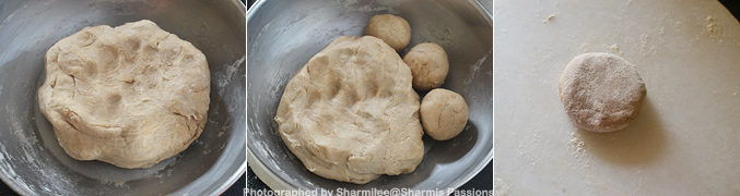 How to make Tandoori Roti Recipe - Step2