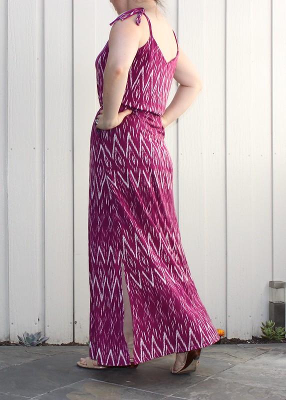 {CCF} Sallie Maxi Dress
