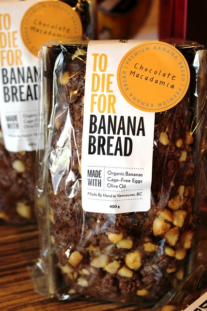 Erin Ireland's To Die For Banana Bread Launch at Caffè Artigiano