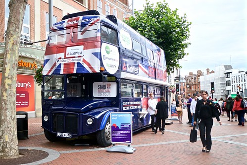 StartUp Britain Bus Tour | by Benjamin Ellis