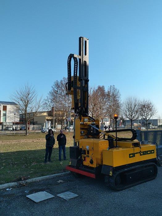 фабрика ORTECO в Болонье