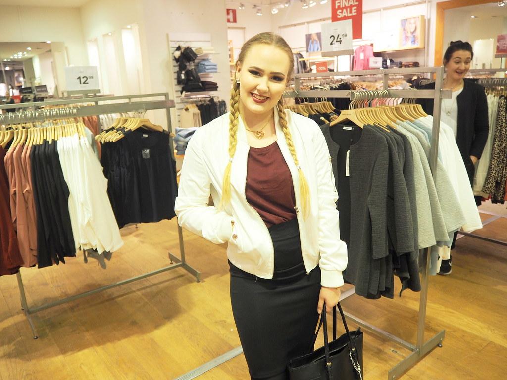 Vero Moda shoppailuilta