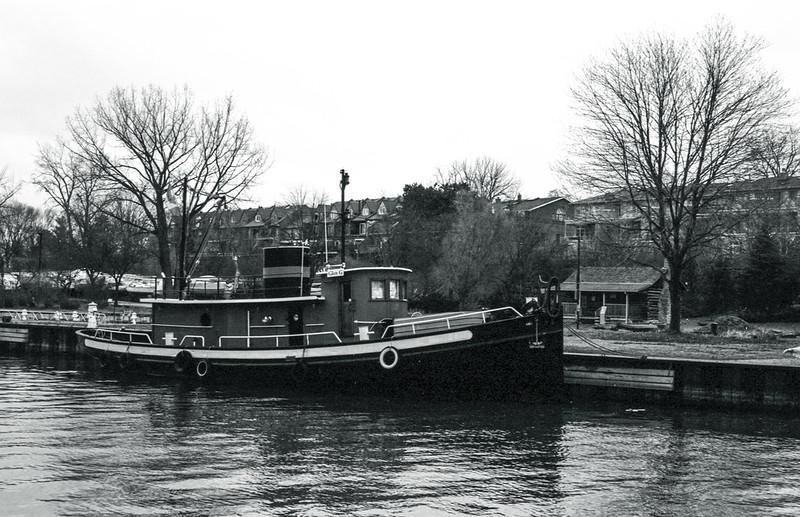 Oakville Tugboat