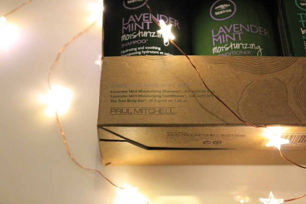 Paul Mitchell Teatree Set