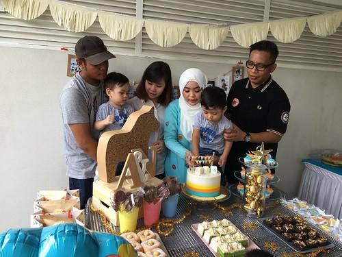 Noah's 2nd Birthday Celebration