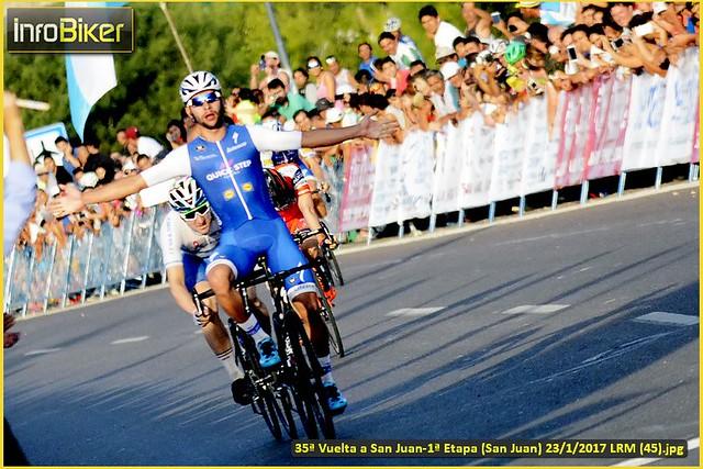35ª Vuelta a San Juan-1ª Etapa