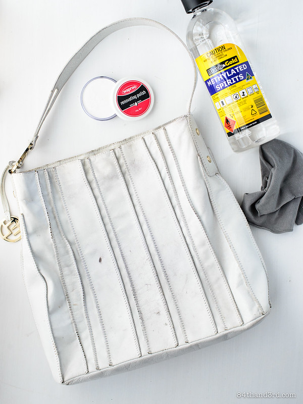 How to Clean & Restore White Leather