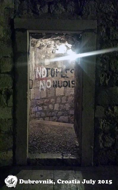 entrance to Buza Bar