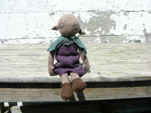Sally, the Eco Fairy