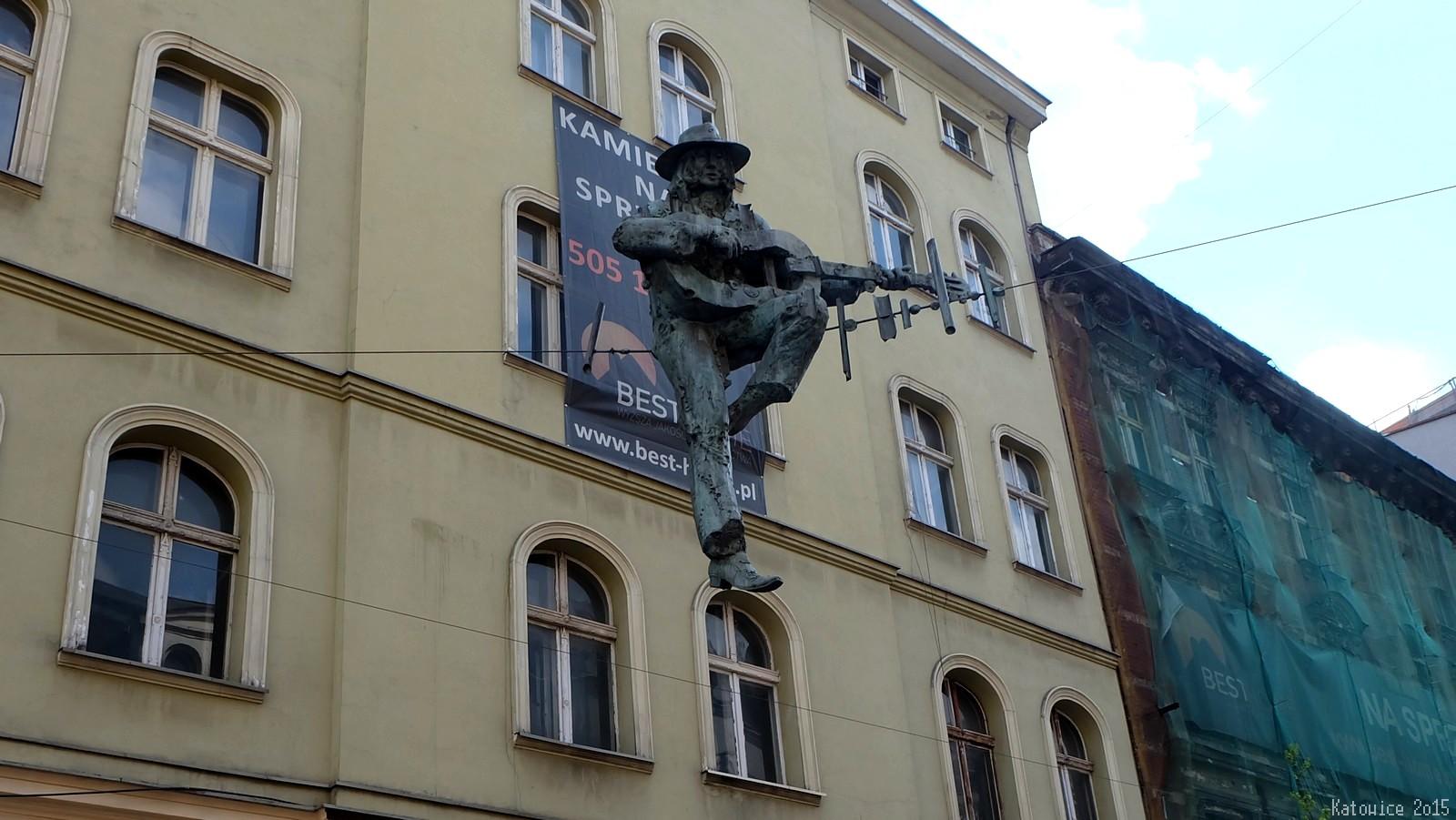 Mariacka, Katowice, Polska