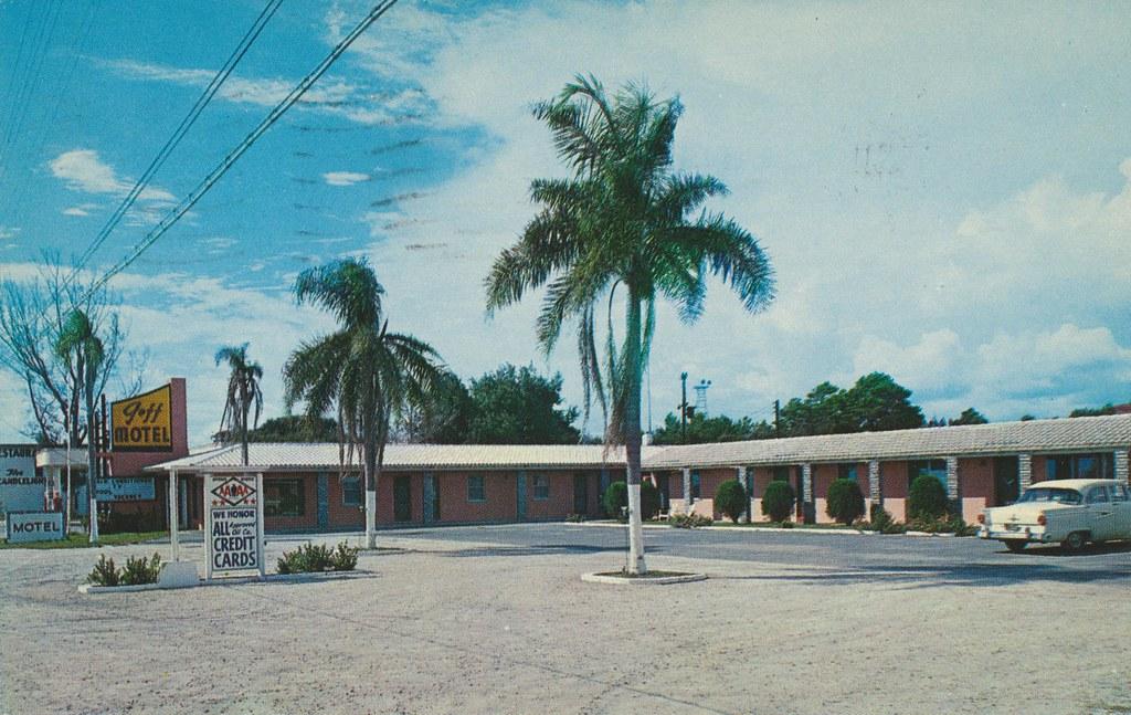 Goff Motel - Melbourne, Florida