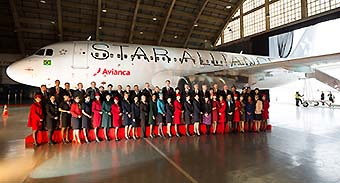 Avianca Brasil joins Star Alliance