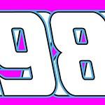 98cupnumber