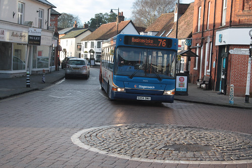 Stagecoach South 34632 GX54DWA