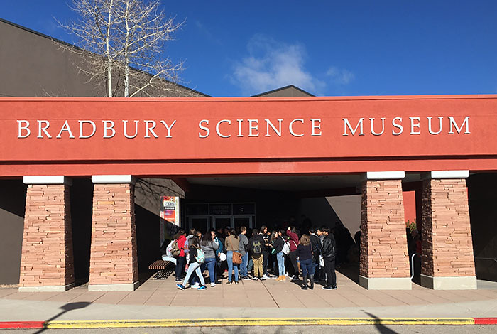 """""""The decision by LANS to continue the Community Commitment Plan helps leverage our ongoing efforts to enhance quality of life in Northern New Mexico,"""" says Laboratory Director Charlie McMillan."""