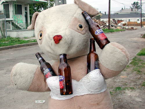 Bud Light Bear | by Editor B
