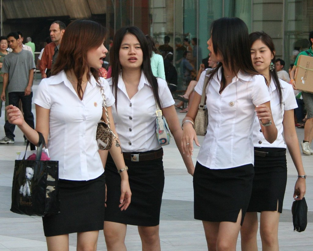 students thailand