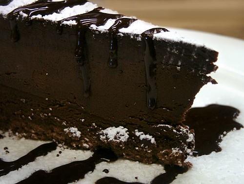 White Mousse Cake