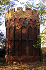 Tower, Bruce Castle, Tottenham | by Fin Fahey