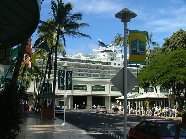 Honolulu Cruise Ship Terminal  Flickr  Photo Sharing