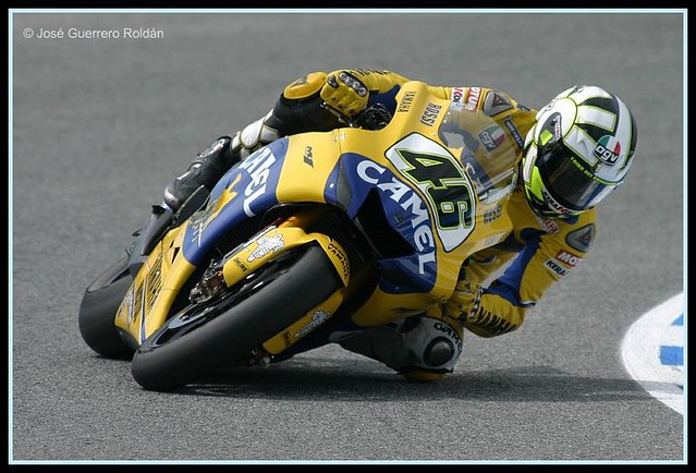 0041. VALENTINO ROSSI  Valentino Rossi  José Guerrero Roldán  Flickr