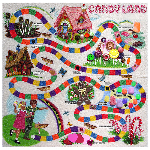 Candyland | by Peggy Dembicer