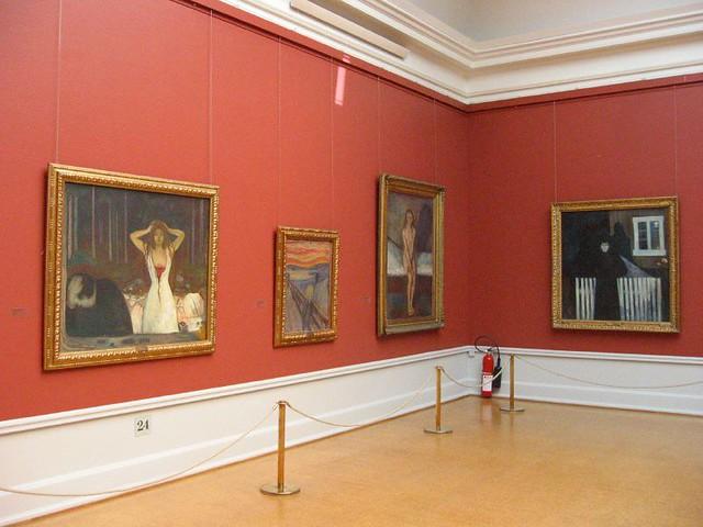 Munch Gallery Oslo National Gallery Oslo