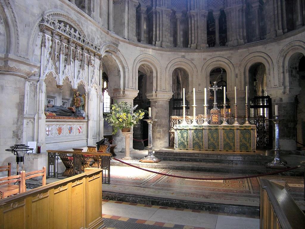 St Bartholomew The Great Tour