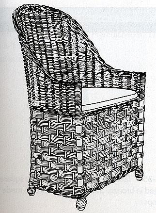 wicker chair solium designucdavis flickr rh flickr com slim chairs sodium carbonate