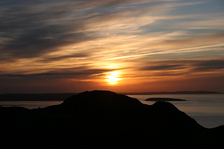 Sunset in Conwy - North Wales - Easter 2006 | by { Planet Adventure }
