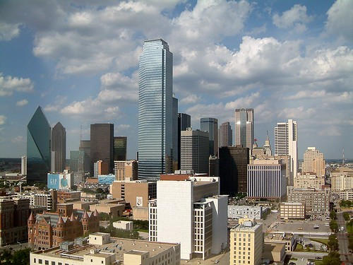 Dallas, Texas Skyline | by garyhymes