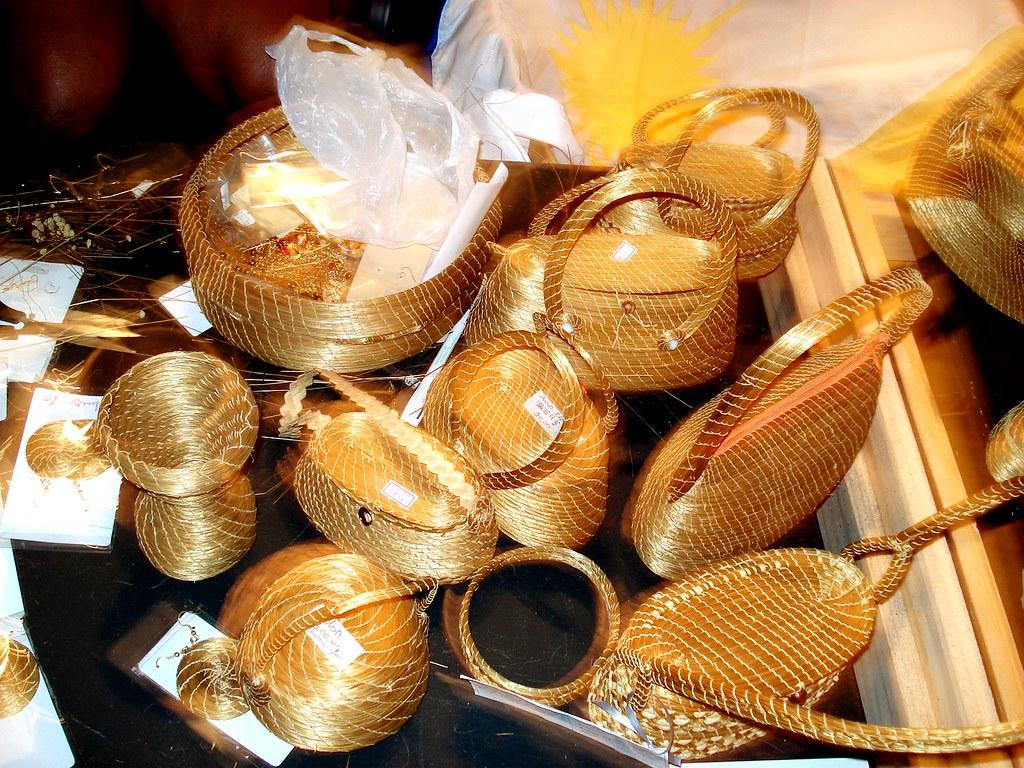 Artesanato Sustentavel No Tocantins ~ Teia Artesanato em Palha Dourada Tocantins Num rumo de u2026 Flickr