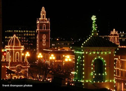 Country Club Plaza Christmas Lights | Christmas lights outli ...
