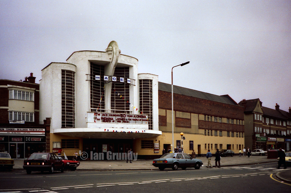 87 Rayners Lane Odeon 14 This Cinema Opened In 1936 As