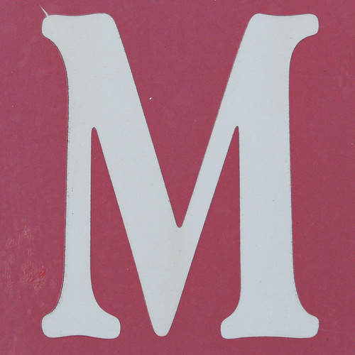 Pic Of M Letter >> letter M | Leo Reynolds | Flickr