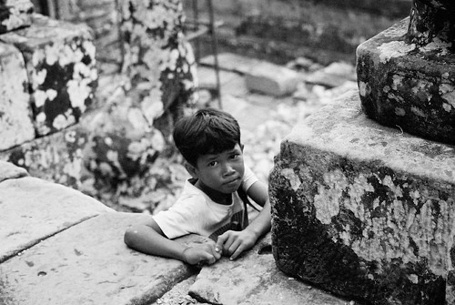Boy at Angkor | by -jammy-