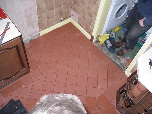 Kitchen Floor Tiling Quote
