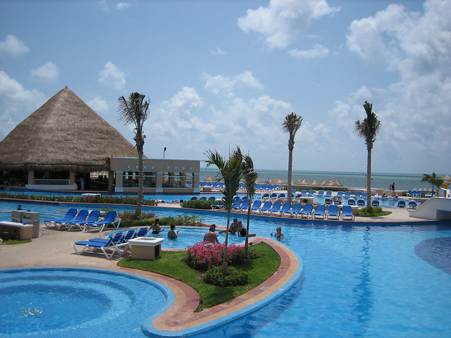 Hotel Moon Palace Cancun