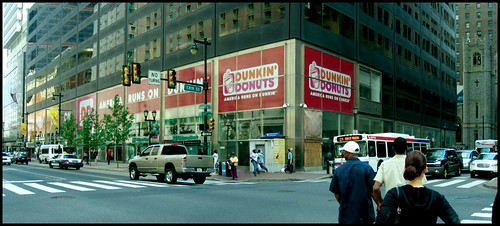 america runs on dunkin' | by twoeightnine