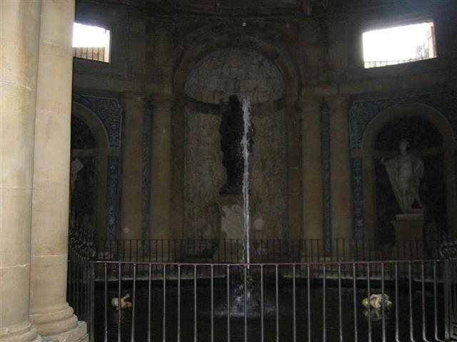 Pitti Palace - Grotto of Moses 1Pitti Palace Grotto