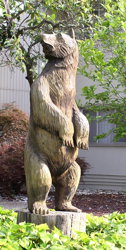 Bear Wood Carving | by CharmDar