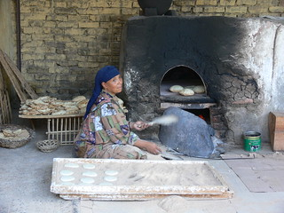 Baking bread | by Lars Plougmann