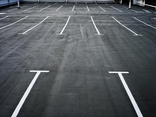 Car Park Marking Dots