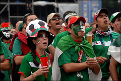 FIFA worldcup: Mexico vs. Portugal III | by widderson old school + still censored